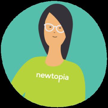 Newtopia employee