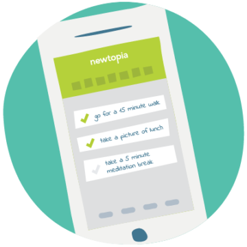 Newtopia app